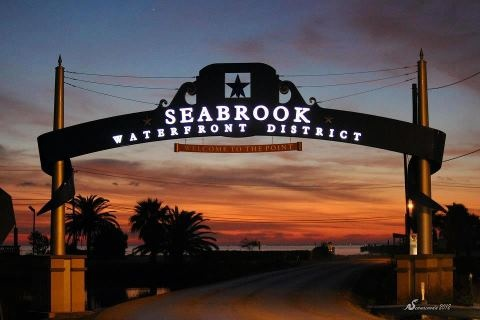 Seabrook Texas Waterfront